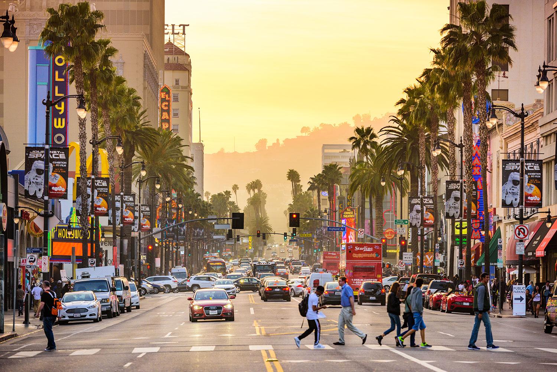 Image of LA Street